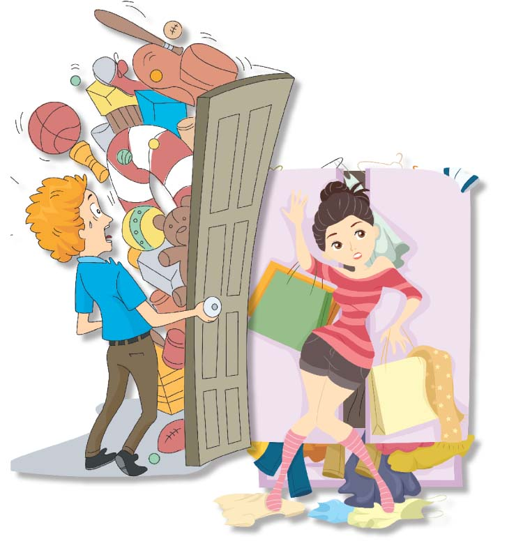 Get Rid Of Clutter Before It Gets Rid Of You